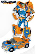 Transformers News: Transformers Collectors' Club 2010 Member Figure - Dion Revealed