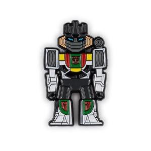 Kidrobot Transformers VS Bumblebee Joe Enamel Pin Series G.I
