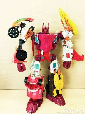 Transformers Combiner Wars Computron In-Hand Images