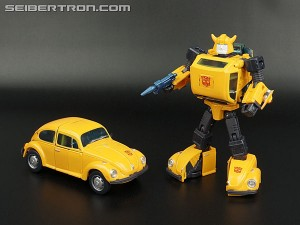 Takara Masterpiece MP-21 Bumblebee to be Re-issued in February