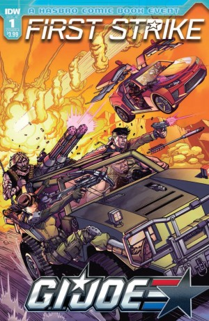 Transformers News: GI Joe First Strike Full Preview #HasbroFirstStrike