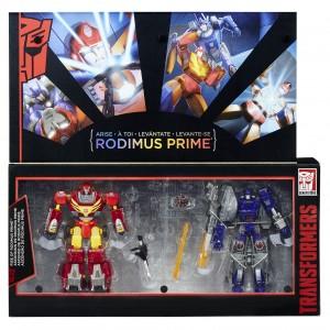 More Images - Platinum Edition Rise of Rodimus Prime Set