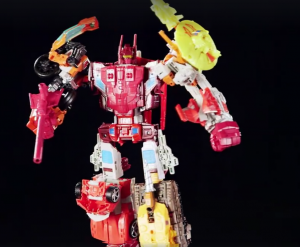 New Designer Desk Clip - Transformers Generations Combiner Wars Computron