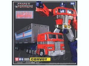 TakaraTomy Transformers Masterpiece MP-10 Convoy Reissue delayed Until June