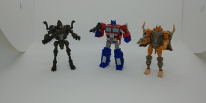 Video Review of Transformers Kingdom Wave 1 Core Class