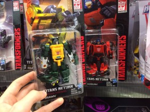 Transformers Titans Return Legends Brawn and Roadburn Sighted at Australian Retail