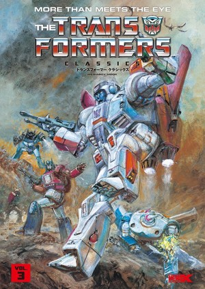 Transformers Classics Volume 3 Revealed And Amazon.jp Listing