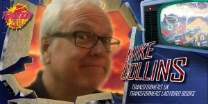 Mike Collins to attend TFNation 2018 in Birmingham, UK