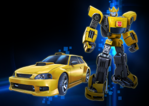 Transformers News: Bumblebee Charges Ahead in Kabam's Transformers: Forged to Fight