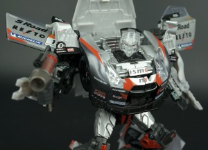 New Galleries: Transformers GT: Mission GT-R GT-03 Megatron and GT-Sister Noa