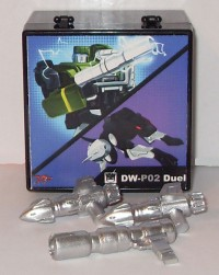 Dr. Wu DW-P02 Duel Pictorial Review