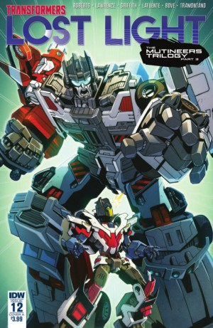 Transformers News: Full Preview for IDW Transformers: Lost Light #12