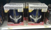 "Transformers News: Transformers Prime ""Robots in Disguise"" Optimus Prime Mission Helmet Sighted at Retail"
