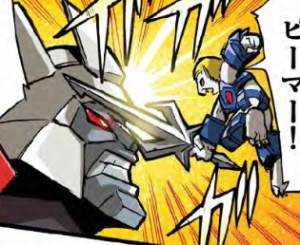 Transformers News: New Takara Legends Manga Available: Road to Legends 27 Revival Chapter 3