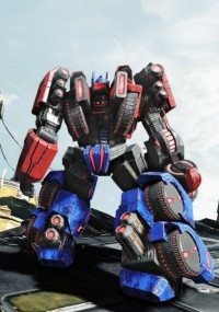 Transformers News: Cyber Monday: New Transformers: Fall of Cybertron Screen Shot