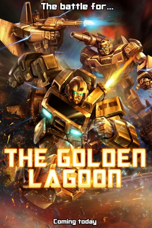 Transformers News: Transformers: Legends Game Update - The Golden Lagoon