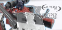 Transformers News: TFsource Video Review - Knight Morpher Commander