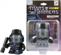 Transformers News: New Images of The Loyal Subjects SDCC 2013 Exclusives Megatron - Midnight Edition and Sunstorm Vinyls