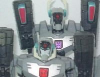 New Gallery of Takara's Longarm Prime / Shockwave