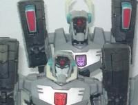 New Gallery of Takara's Longarm Prime / Shockwave