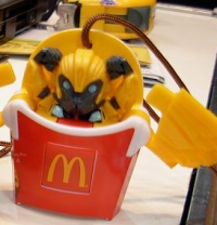 Transformers: Prime McDonald's Japanese Promotion Coming in July