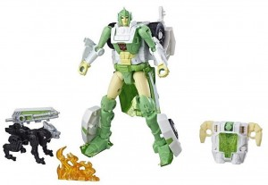 Transformers: SIEGE Deluxe Greenlight and Battle Master Dazlestrike Video Review!