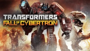 Transformers News: Steam / PS4 Sale on Transformers: Fall of Cybertron & More