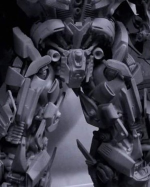 "Prime 1 Studio Teases Statue of ""Jetfire Optimus"" from Transformers: Revenge of the Fallen"