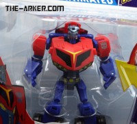 Transformers News: In Package Images of Animated Activators Armor Up Optimus Prime