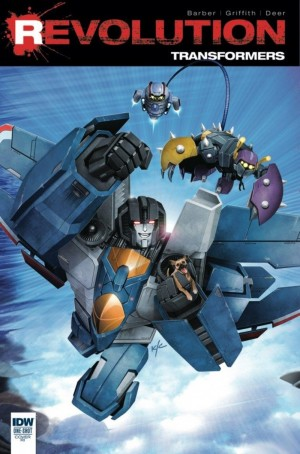 Transformers News: IDW The Transformers Revolution #1 (One-Shot) Full Preview