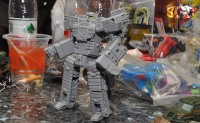 Transformers News: New Images of TFClub Constructicon & Primars