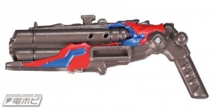 Takara Tomy Quad Barreled Shotgun Campaign Revealed