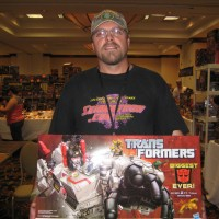 "Transformers News: Twincast / Podcast Episode #74 ""Charticon 2013"""