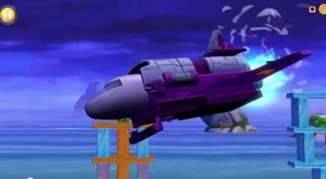 Angry Birds: Transformers Official Gameplay Trailer