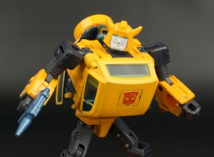 New Galleries: Masterpiece MP-21 Bumblebee with Exo-Suit Daniel Witwicky