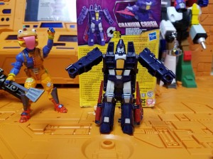 In  Hand Images of Transformers Cyberverse Ramjet