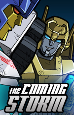 Transformers News: Transformers Collectors' Club 2010 Comic - 'The Coming Storm' Preview