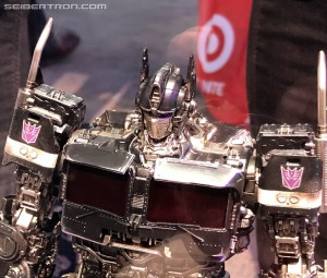 New images of 3A Bumblebee Movie Nemesis Prime at #SDCC2019