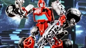 Transformers News: Megatron Reviews: Construct-Bots Ironhide