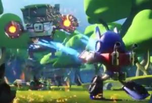 Transformers News: Angry Birds Transformers Trailer