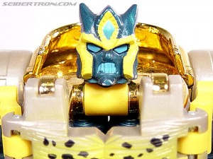Listing Found for Deluxe Cheetor Figure