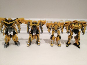 Pictorial Review of Studio Series SS 49 Movie 1 Bumblebee