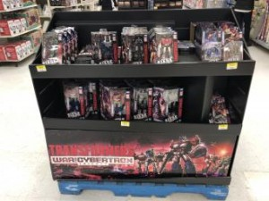 Transformers News: Transformers WFC Siege Hits Multiple Retailers in Canada for all Size Classes Except Leader