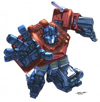 Transformers News: Masterpiece -10 Optimus Prime