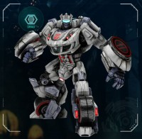New Transformers: Fall of Cybertron Website - Jazz and Soundwave Character Profiles Added