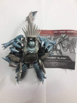 In Hand Images of Transformers: The Last Knight Slash and Grimlock