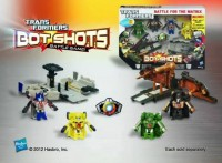 Transformers News: Transformers Bot Shots TV Commercial - Battle For The Matrix