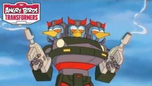 Angry Birds Transformers Update: Bluestreak and Prowl