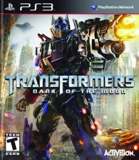 Transformers News: Seibertron.com Reviews: Transformers DOTM the Game PS3 Version
