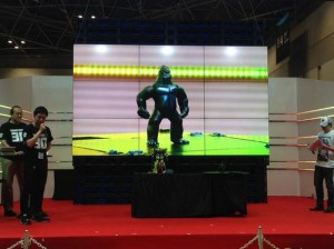 Transformers News: Tokyo Toy Show 2015 Coverage: Masterpiece Optimus Primal Revealed